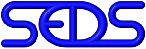 Students for the Exploration and Development of Space - Image: SEDS Logo main