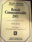 SG Stamp Catalogue BrComm 2001 Vol 1 title.jpg