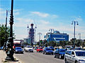 SOCAR Tower view from H. Aliev avenue 21.jpg