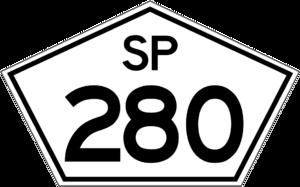 Rodovia Sen. José Ermírio de Moraes - Image: SP 280