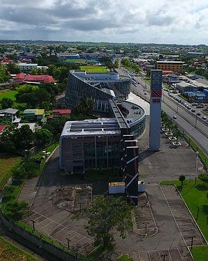 University of Trinidad and Tobago - San Fernando campus