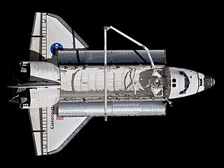 Space Shuttle <i>Discovery</i> Space shuttle orbiter