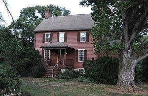 Swan Pond Manor Historic District - Image: SWAN POND MANOR HISTORIC DISTRICT, BERKELEY COUNTY, WV