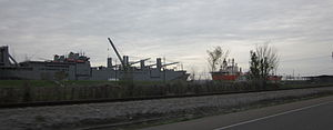 S Bernard Mch 2012 Violet Riverfront Ships.JPG