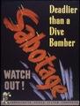 Sabotage. Deadlier than a dive bomber. Watch out^ - NARA - 535208.tif