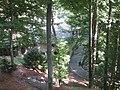 Sacro Monte di Varallo-parco e gruppo cappelle II-III-IV.JPG