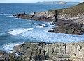 Saddle Cove and Blackstone Point - geograph.org.uk - 327253.jpg