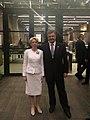 Saeimas priekšsēdētāja Gdaņskā piedalās Otrā pasaules kara beigu gadadienai veltītajos pasākumos (17419832355).jpg
