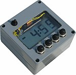 "Digital timer displaying ""4:59"""
