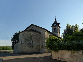 Saint-Just-Chaleyssin - Église Saint-Pierre 02.jpg