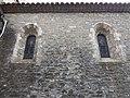 Saint-Maurice d'Ardèche - Vitraux de l'église de l'exterieur.jpg