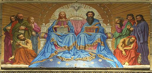 Saint-Vincent-de-Paul Trinité de Jules Jollivet