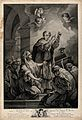 Saint Gregory the Great. Engraving by F. Voyez, 1769, after Wellcome V0033469.jpg