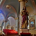 Saint Josaphat Catholic Church (Detroit, MI) - Sacred Heart shrine.jpg