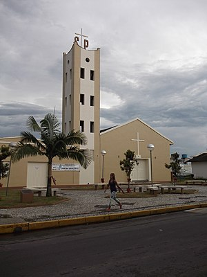 Saint Peter Church, Passo de Torres, Brazil.JPG
