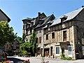 Sainte-Eulalie-d'Olt rue de la Traverse.jpg
