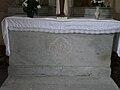 Sainte-Marie-de-Chignac église autel.JPG