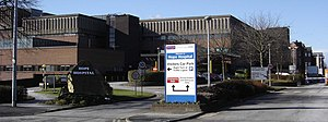 Salford Royal Hospital - Image: Salford Hope Hospital