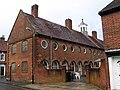 Salisbury - Frowds Almshouses - geograph.org.uk - 1079815.jpg