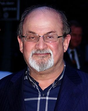 Knighthood of Salman Rushdie - Sir Salman Rushdie