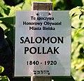 Salomon Pollak grave.jpg
