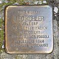 Salzburg - Plainstraße 18 - Stolperstein Leo Köhler.jpg