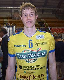 Sam deroo wikipedia for Casa modena volley