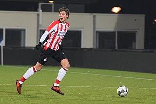 Sam Lammers Dutch association football player