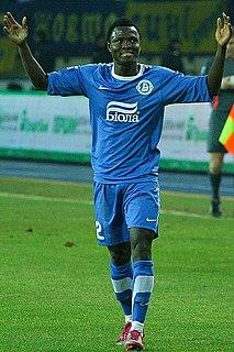 Samuel Inkoom Ghanaian footballer