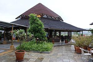 Samui Airport - Image: Samui Airport Departure Gate