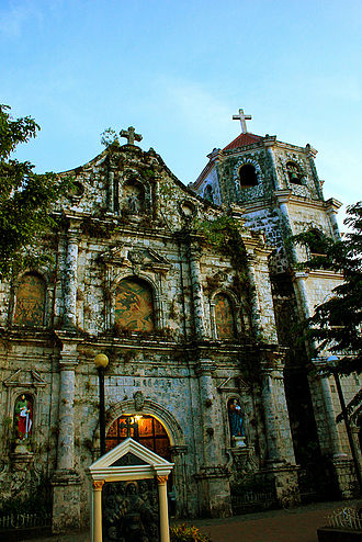 Gumaca - San Diego de Alcala Cathedral, the seat of the Diocese of Gumaca