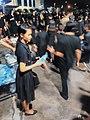 Sandalwood flower offerings for cremation of Bhumibol Adulyadej -CentralPlaza Rama 2 Bangkok 26.10.2017 (28).jpg