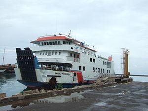Sangke Palangga Bulukumba Selayar Ferry.JPG