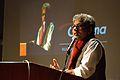 Sanjay Gopal Sarkar Addressing - Inaugural Function - Bengali Wikipedia 10th Anniversary Celebration - Jadavpur University - Kolkata 2015-01-09 2577.JPG