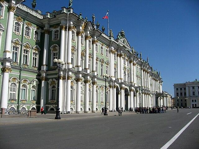 Petrohrad, Rusko