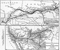 Santa Fe Trail and Railroad map, 1922.jpg