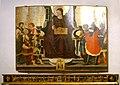 Santa Felicita, Neri di Bicci, Santa Felicita e i suoi sette figli, con predella (1464).JPG