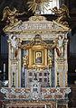 Santa Maria in Aracoeli; Hauptaltar mit Ikone.JPG
