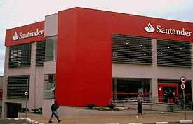 Banco santander brasil wikipedia la enciclopedia libre for Buscador de oficinas santander