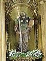 Santiago Apóstol, Patrón de Valdepeñas de Jaén, Iglesia Parroquial de Santiago Apóstol (Valdepeñas de Jaén, Jaén, España).jpg