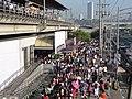 Santolan Station (Marcos Hwy., Santolan, Pasig; 2015-06-25).jpg