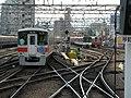 Sanyo-5000 Kintetsu-9020 Hanshin-8000 hanshin-amagasaki.JPG