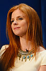 Sarah Rafferty in January 2013 (cropped).jpg