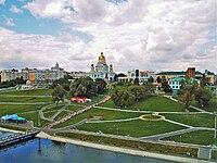 Saransk from Ferris wheel.JPG
