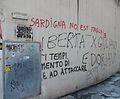 Sardigna no est Itaglia! Pisa.JPG