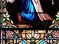 Sarlat-la-Canéda saint Sacerdos vitrail signature.JPG