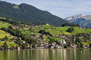 Place in Obwalden, Switzerland