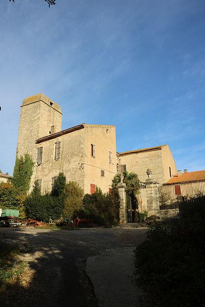 Sauvian (Hérault) - château