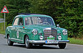 Saxony Classic Rallye 2010 - Mercedes Benz 180 B 1957 (aka).jpg