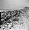 Scheveningen, overzicht van de strand en boulevardversperringen Atlantikwall, Bestanddeelnr 900-6893.jpg
